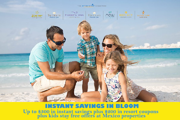 All Inclusive Vacation Deals Cheap Vacation Packages Bookingboom